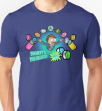 Morty's Pog Collection Unisex T-Shirt