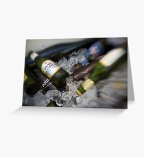 LensBaby 1 Greeting Card