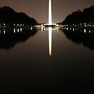 Washington Monument by Kimberly Johnson