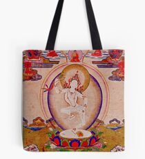 yogini Tote Bag