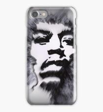 Jimmy Hendrix by Pasha du Valentine for Goddamn Media iPhone Case/Skin