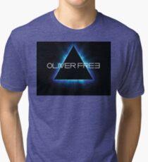 Oliver Free Tri-blend T-Shirt