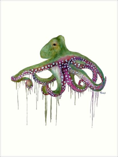 octodrippy by seabasser