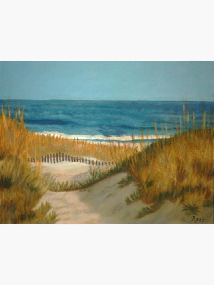 Between The Dunes Sand Dune by irenebernhardt