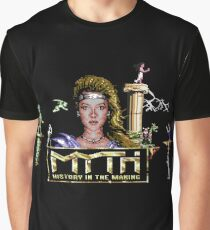 Gaming [C64] - Myth: History in the Making Graphic T-Shirt