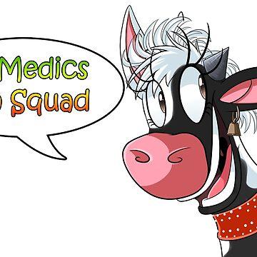 Fun Squad Cow by Okeanos-Core