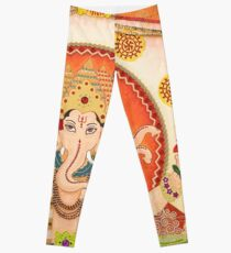 Ganesha - Remover of Obstacles Leggings