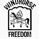 Windhorse Freedom by kimbal
