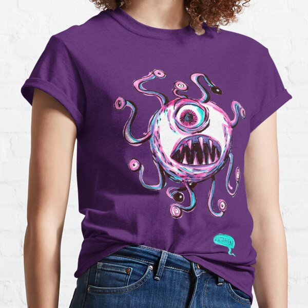 Eye of the Beholder by VIXTOPHER Classic T-Shirt