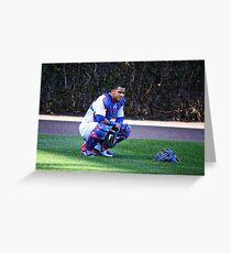Willson Contreras Greeting Card