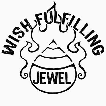 Wish Fulfilling Jewel by kimbal