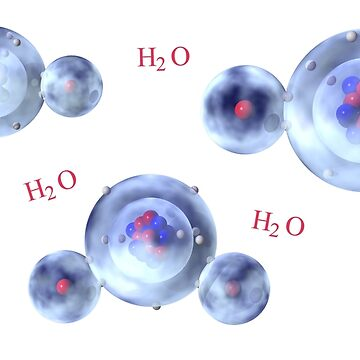 Water Molecules by fotokatt