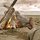 Warm Feet by Dan Jesperson