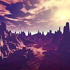 Arizona Canyon Sunshine by Phil Perkins
