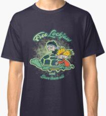 Nickelodeon- Nicktoons - lockjaw - Hey Arnold Classic T-Shirt