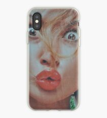 The happy girl from the Oktoberfest iPhone Case