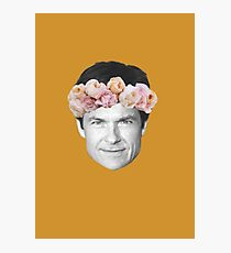 Jason Bateman Photographic Print