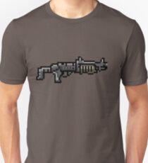 pixel shotgun from cs go game Unisex T-Shirt