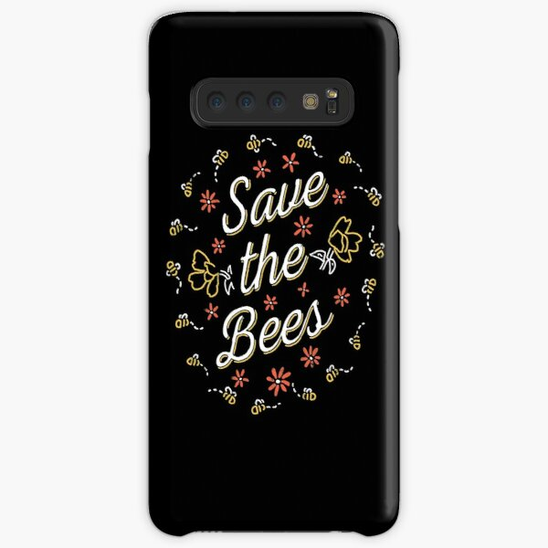 Save the Bees Samsung Galaxy Snap Case