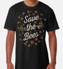 Save the Bees Long T-Shirt