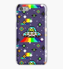 Cats invaders iPhone Case/Skin