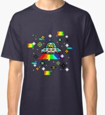 Cats invaders Classic T-Shirt
