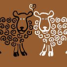 Sheep's eyes   by goanna