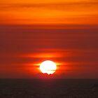 Caribbean Sunrise by Rosemary Sobiera
