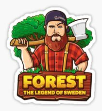 Forest - The Legend of Sweden (CS:GO) Sticker