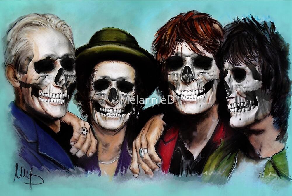 skull stones by MelannieD