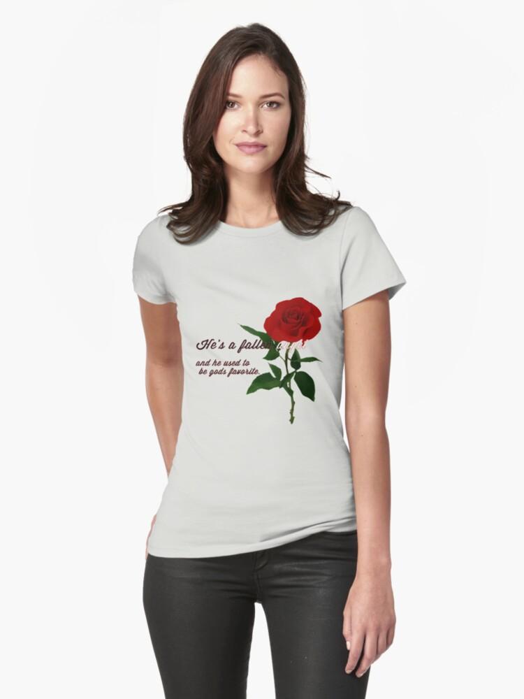 Gods favorite Womens T-Shirt Front