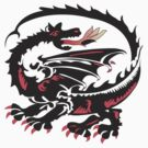 Dragon by JudyBJ