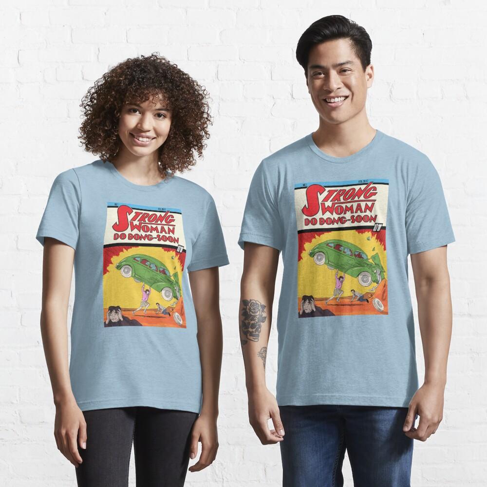 Do Bong-Soon Eng Essential T-Shirt