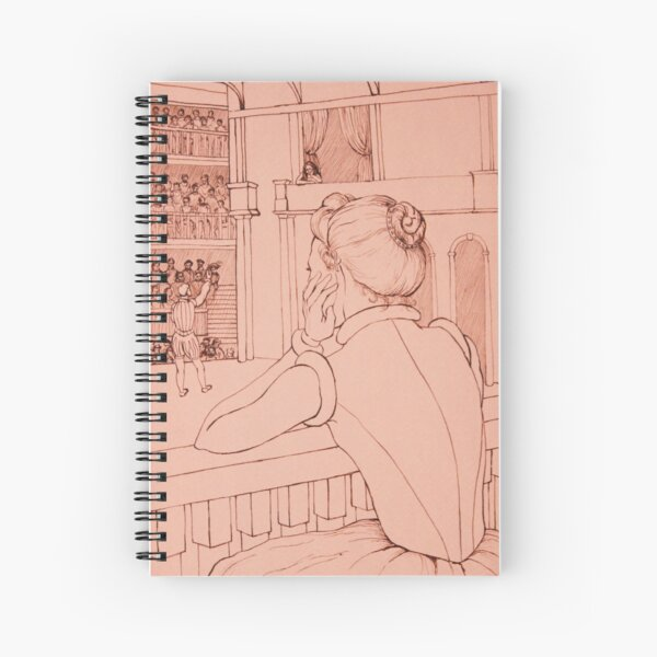 If Only Spiral Notebook