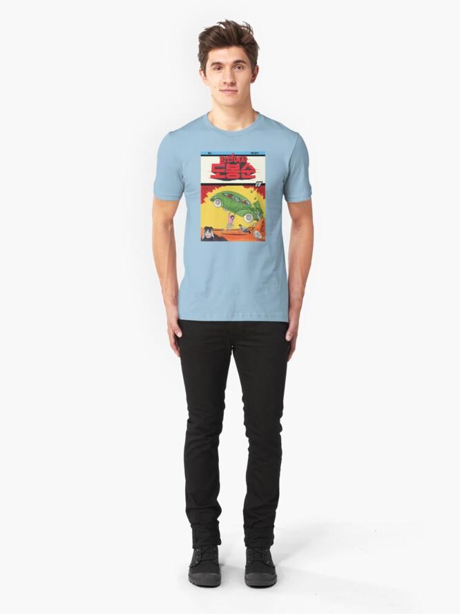 Alternate view of Do Bong-Soon Korean Slim Fit T-Shirt