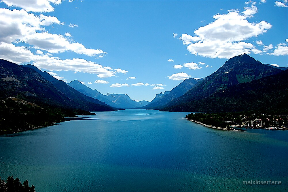 Canadian Rockies by malxloserface