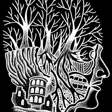 Brain Tree by ratward
