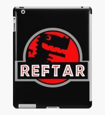 R E F T A R - GENIUS DINO iPad Case/Skin