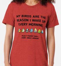 Early Birds Tri-blend T-Shirt