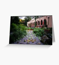 Conservatory, Fitzroy Gardens, Melbourne Greeting Card