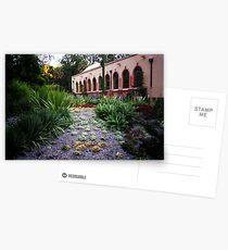 Conservatory, Fitzroy Gardens, Melbourne Postcards