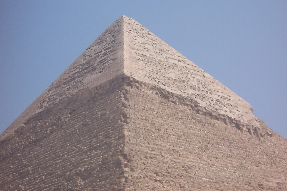 The Great Pyramid by nickcwilson