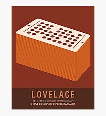 Science Posters - Ada Lovelace - Mathematician Photographic Print