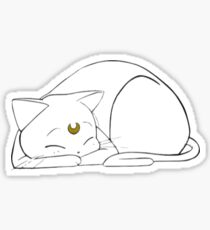 Artemis - Sailor Moon Sticker
