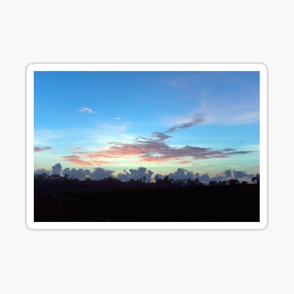Wispy ~ FNQ Summer Dawn Sticker