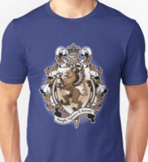 Gryphon Coat Of Arms Heraldry Unisex T-Shirt