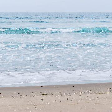 Turquoise Tide by rachelallison