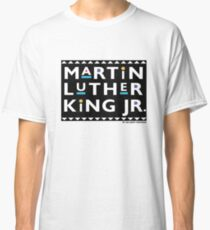MLK - Martin TV Classic T-Shirt