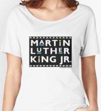 MLK - Martin TV Women's Relaxed Fit T-Shirt