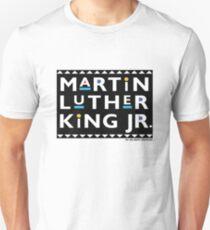 MLK - Martin TV Unisex T-Shirt